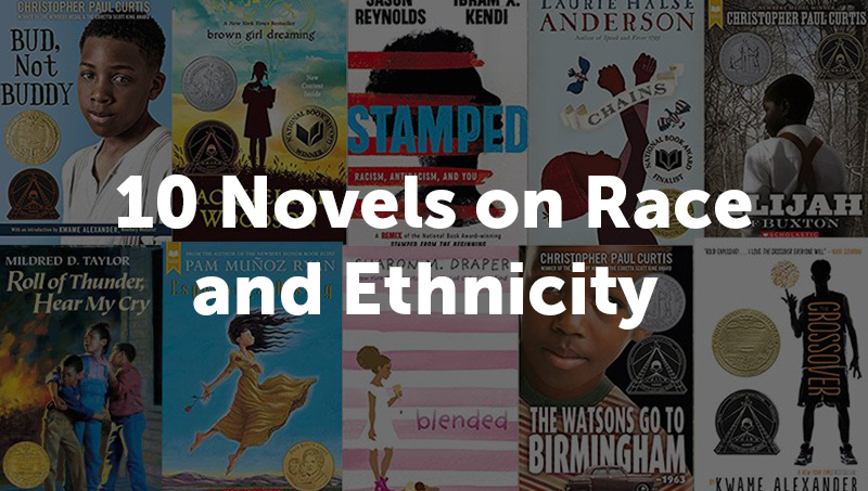 10 Novels on Race and Ethnicity_Thumb