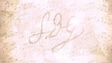 J.S. Bach's signature