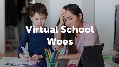 Virtual School Woes